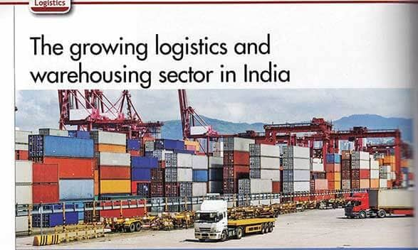 The Growing Logistics and Warehousing Sector in India