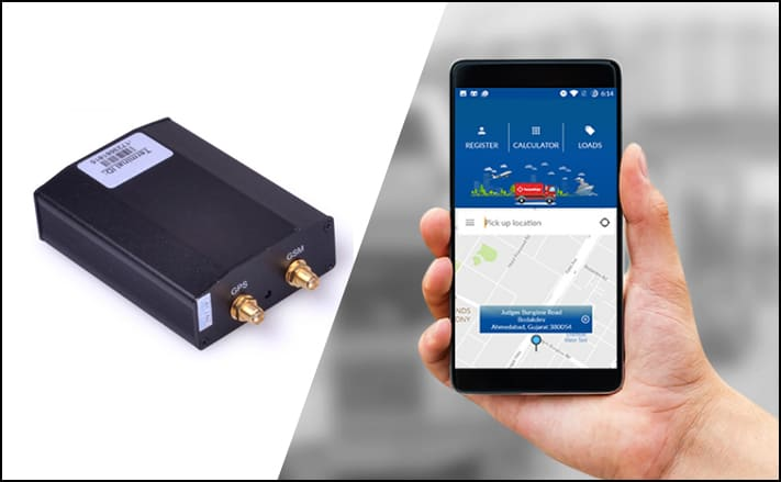Truck Tracking System – Track Consignment, Goods & Cargo – Valueshipr