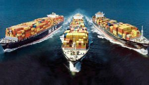 Freight Ocean Liners