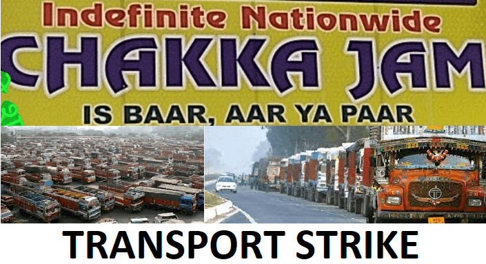 How should Logisticians deal with Transporter Strikes